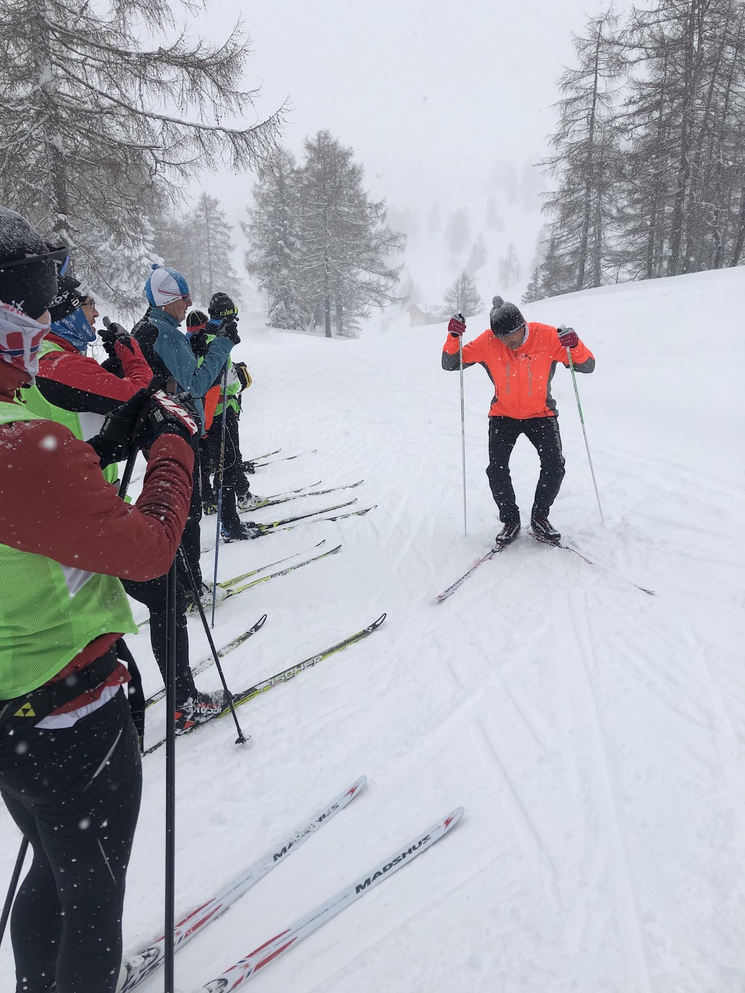 Ski HaSi Übung