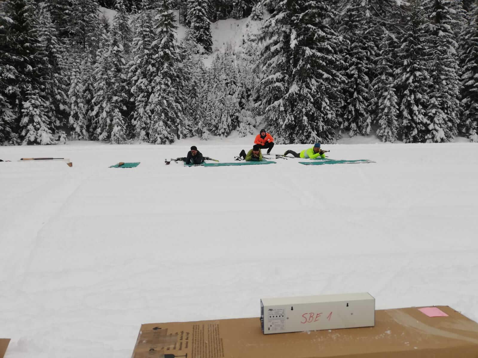 Langlauf Technik Trainingslager Biathlon Wettkampf